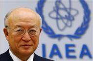 U.N. atomic agency chief says Iran sticking to nuclear deal