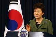 South Korean Parliament votes to impeach President Park Geun-hye