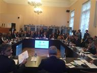 APA's Coordination and Cooperation Meeting Held on Sideline of 137th IPU Assembly in Russian Federation