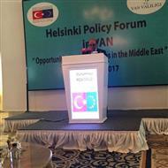 APA Secretary General Addresses the Meeting of Helsinki Policy Forum