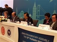 Second Meeting of APA's Executive Council in 2017 Held in Istanbul
