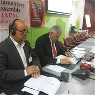 APA Coordination meeting in the sideline of 139th IPU Assembly