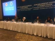 APA Second Executive Council Meeting-29 November 2018-Istanbul, TURKEY