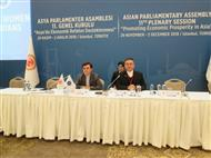 Standing Committee on Social and Cultural Affairs And Meeting of APA Women Parliamentarian-30 November 2018