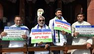 YSR Congress to hold protest at Parliament of India