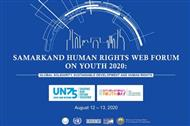 The Virtual Samarkand Forum on Human Rights is due in Uzbekistan