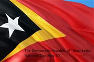 APA Secretary General' s Congratulatory message on the Anniversary of Timor-Leste's Restoration of Independence