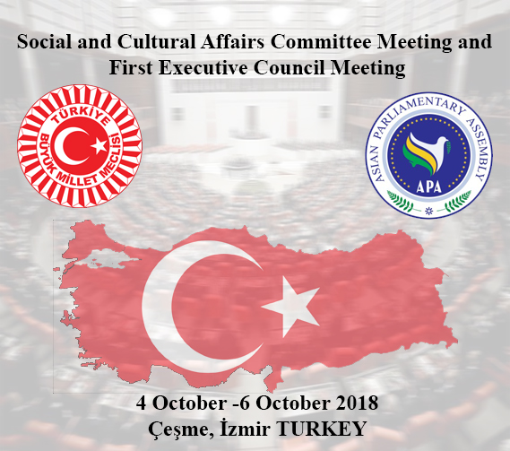 Social and Cultural Affairs Committee Meeting and First Executive Council Meeting