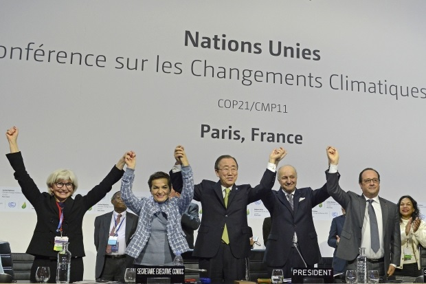 With 'Unstoppable' Momentum, Paris Climate Pact Set for Early November Entry Into Force
