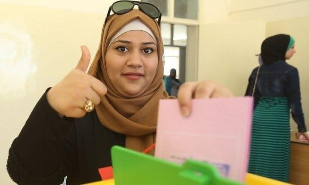 Women gain ground in parliamentary election in Jordan