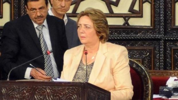 Syrian parliament speaker due in Iran for talks