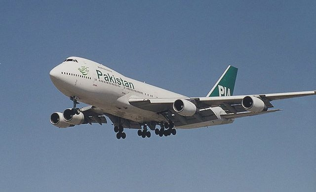 Pakistani plane with 47 people aboard crashes - UPDATE
