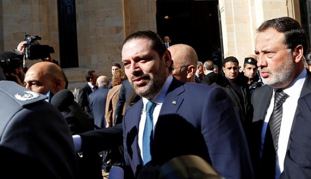 Lebanon's new government?