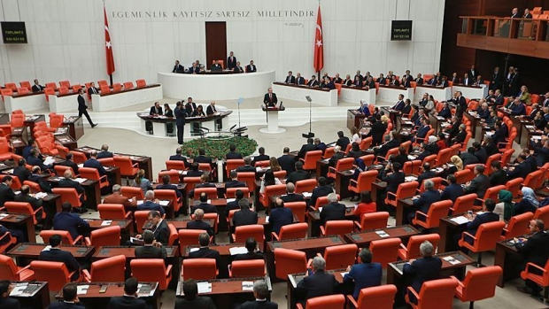 Turkish constitution change bill headed for parliament