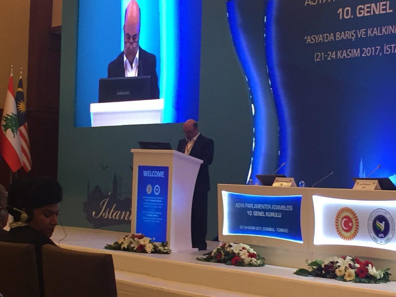 APA's Tenth Plenary Meeting Kicks Off in Istanbul