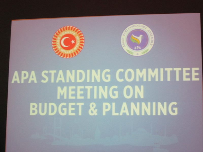 Meeting of  Standing Committee on Budget & Planning  30 November 2018