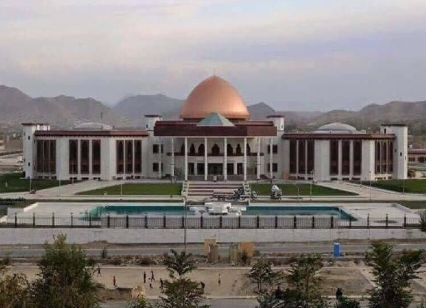Election for Afghanistan Parliament