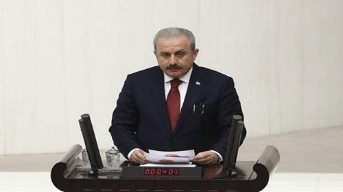 Turkish parliament elects new speaker