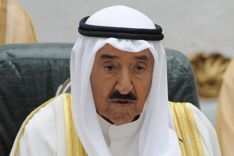 APA Secretary General's message of Condolence over death of Emir of Kuwait