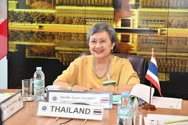 New Year Message of the APA Leader of the Thai Delegation in the National Assembly of Thailand to the APA Secretary General