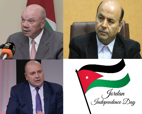 APA Secretary General's messages of Congratulation on the Jordan Independence Day