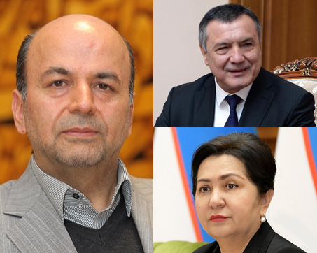 Cables of Congratulation to commemorate the National Day Anniversary of Uzbekistan